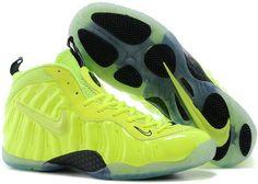 "a61627dcbeb For Sale Nike Air Foamposite Pro ""Volt"" Volt Black-Icy Sole Online Discount"