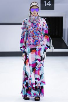 Chanel Ready To Wear Spring Summer 2016 Paris - NOWFASHION