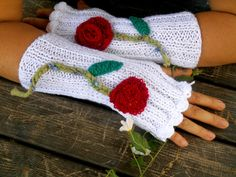 Fingerless Woman, Knit White Glove, White Knit Glove, Knit Arm Warmer, Crochet Gloves, Knit Hand Warmer, Knitted Warmer, Gift Ideas    100% 1st class. Quality Glossy, ropes were used. These fingerless. Soft, comfortable glove. Elegant was built. embroidered on the flowers. Learn to keep you warm in winter. Relatives my brother, my friend. gift may be an alternative.  For best results, wash your hands cool and dry flat. Dry or iron, no bleach tumble.  Deliveries will then be sent out within…