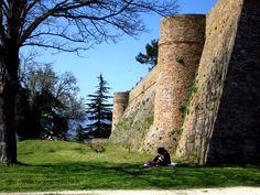 The Albornoz Fortress, Urbino, Italy