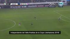 Independiente del Valle es el finalista de la Copa Libertadores 2016 gracias a Orion. Alabado seas Orion.