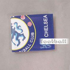 Football Memento English Premier League Chelsea Wallet