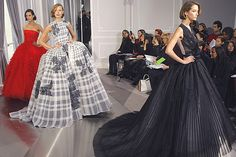 Dior Haute Couture Show 2012