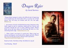 Excellent reviews for Dragon Rider, Book 2 of the Prophecy of the Kings