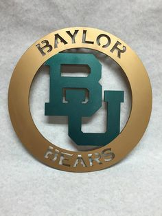 Baylor Bears steel c