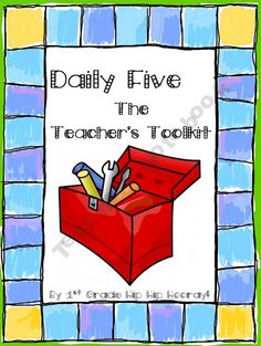 Literacy Activities ... A Teachers Toolbox. Broad worksheets that can be used for any reading lesson that then will question the students on what they have learned.