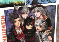 Elsword - This is Halloween! by Miimiya.deviantart.com on @DeviantArt