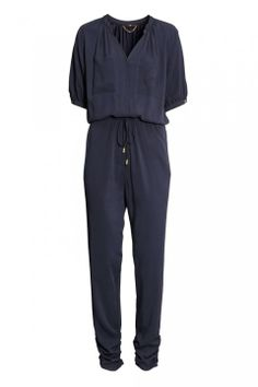 H&M Jumpsuit - relaxed, slouchy style