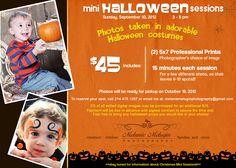 Halloween Mini Session: Melanie Melugin Photography