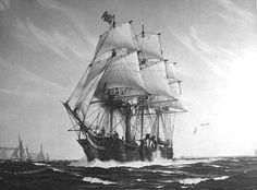 Se cuenta que en los primeros años del siglo XIX, el norteamericano Robert Fulton propuso a Napoleón Bonaparte su proyecto de un barco que se liberase de las ataduras del viento funcionando a vapor. Propuesta que el emperador rechazó con sorna e incredulidad mofándose de la idea de una nave lucha