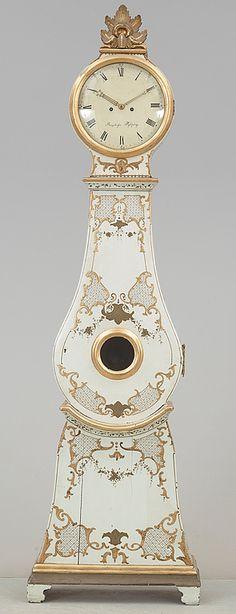 GOLVUR, rokoko, 1700-tal.