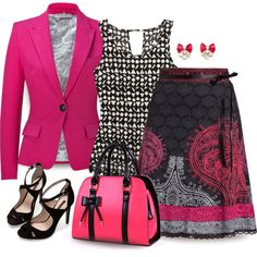 Color These Up, created by yasminasdream on Polyvore
