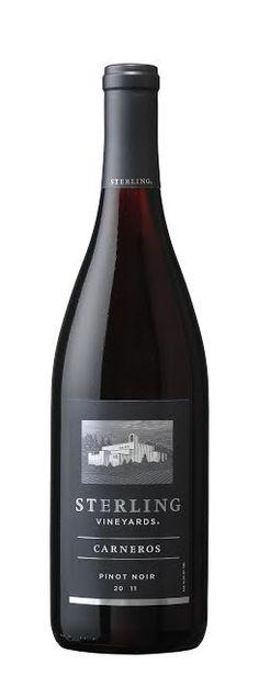 Holiday Wines – Sterling Vineyards #Wine