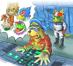 Star Fox 2 manual posted online - new art, design documents, more - Nintendo Everything