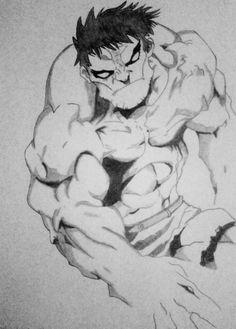 Hulk by Ionuț Scurtu (Shortie)