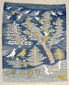 Egyptian Cotton Tapestries - Tapestry Miniatures