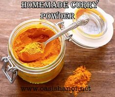 Photo Homemade Curry Powder, Grocery Store, Peanut Butter, Recipes, Food, Rezepte, Essen, Recipe, Yemek