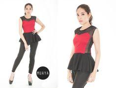 JENNAH MIX - muaya clothing - #fashion #womensfashion #womenswear