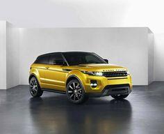 Range Rover presenta su Evoque Sicilian Yellow en edición limitada