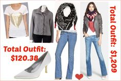 Fashionably Frugal: Look For Less - Valentine's Day! - http://www.livingrichwithcoupons.com/2014/02/fashionably-frugal-look-less-valentines-day.html