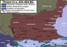 Odrysian kingdom - Wikipedia