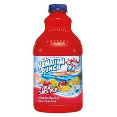 Hawaiian Punch Nutrition Facts | Nutrition Data