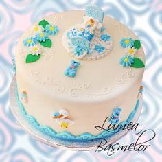 tortul-lunii-februarie 2016 Birthday Cake, Desserts, Food, Tailgate Desserts, Birthday Cakes, Meal, Dessert, Eten, Meals