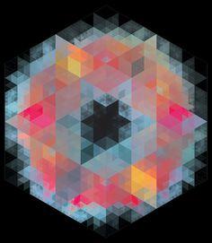 Andy Gilmore. Un maestro del color y la composición geométrica, la obra de Andy Gilmore es a menudo caracterizado como caleidoscópico e hipnótico, aunque bien podría ser descrito como visual acústica, sus arreglos a menudo complejas, hacen...