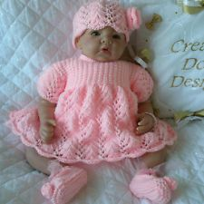 Ravelry: Picnic Day Set for AG and 18'' Dolls pattern by