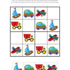 Transportation Sudoku Puzzles _Page_4