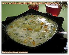 Fish soup with monkfish and scorpion fish Monkfish Recipes, English Food, English Recipes, Fish Soup, Cheeseburger Chowder, My Recipes, Scorpion, Cooking, Scorpio