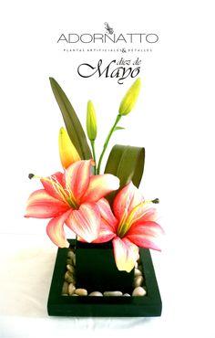 arreglos de flores y centros de mesa