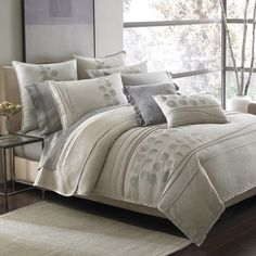 bedspreads and comforters | just love this Tommy Hilfiger Hudson Valley set . There's such a ... No.7