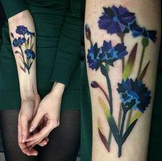 Cornflowers, Sasha Unisex
