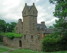Clan Graham, their Castle and information.