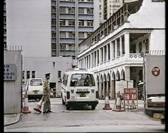 Hong Kong (& Macau) Film Stuff: Yellowthread Street (TV series) - Bruce Payne (199...