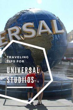 Travel Tips for Universal Studios
