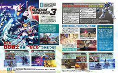 Gundam Breaker 3 – svelati nuovi SD, confermato l'import dei salvataggi