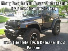 I feel like I have the bull by the horns when in my Jeep especially in nice weather! Wrangler Jk, Jeep Wrangler Unlimited, Jeep Scout, Jeep Quotes, Jeep Humor, Badass Jeep, Jeep Tj, Jeep Accessories, Off Road