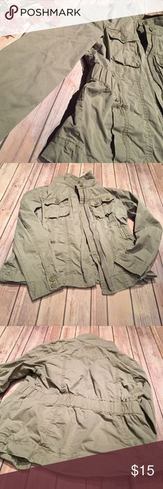 Old Navy Field Jacket Put the finishing touches to your Fall look with this field jacket. Great condition. *Bundle and SAVE! Old Navy Jackets & Coats