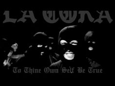 """PRE-ORDER the forthcoming La Coka Nostra album """"TO THINE OWN SELF BE TRUE"""" via the following options: iTunes: https://itunes.apple.com/us/album/to- CD/LP/SHI..."""