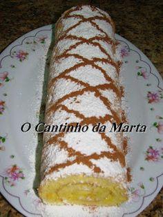 Um blogue com receitas simples e rápidas. Cheesecakes, Portuguese Desserts, Custard, Chocolate, Coco, Sweet Recipes, French Toast, Deserts, Goodies
