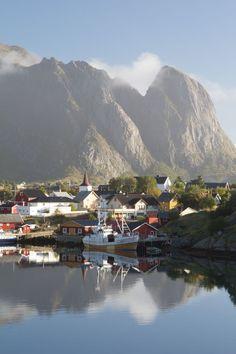 Noorwegen - De Lofoten - eilanden
