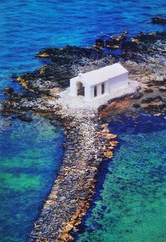 A litle Cherch in Crete Island of Hellas!!