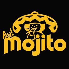 t-shirt mojito | tee shirt originaux | t-shirt geek | equitable Mojito, T Shirt, Geek Stuff, Silhouette, Tees, Body, Scrap, Cotton, Humor