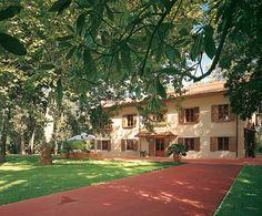 Giorgio Armani's home, Italy.