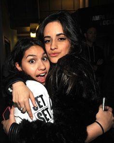 Camila Cabello and Alessia Cara