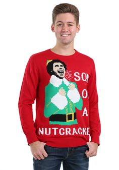 12 Non Ugly Gensere til Ugly Holiday Sweater Party