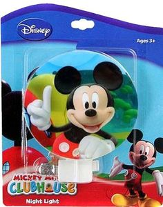 Amazon.com: Disney Mickey Mouse Night Light: Baby