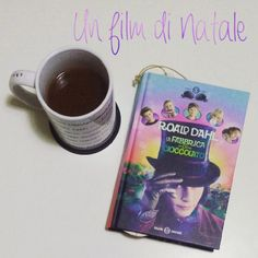 "https://flic.kr/p/Cdaa51 | Un film di Natale / A Christmas Movie | The Chocolate Factory and Black Tea with Dark Chocolate    challengebookdecember 16  Actually, my Christmas movie is ""Willy Wonka and the Chocolate Factory"" (the 1971 one with Gene Wilder) and not ""Charlie and the Chocolate Factory"" (2005, with Johnny Depp)"